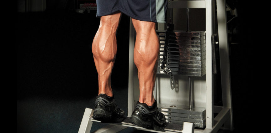 why does my ankle hurt during calf raises
