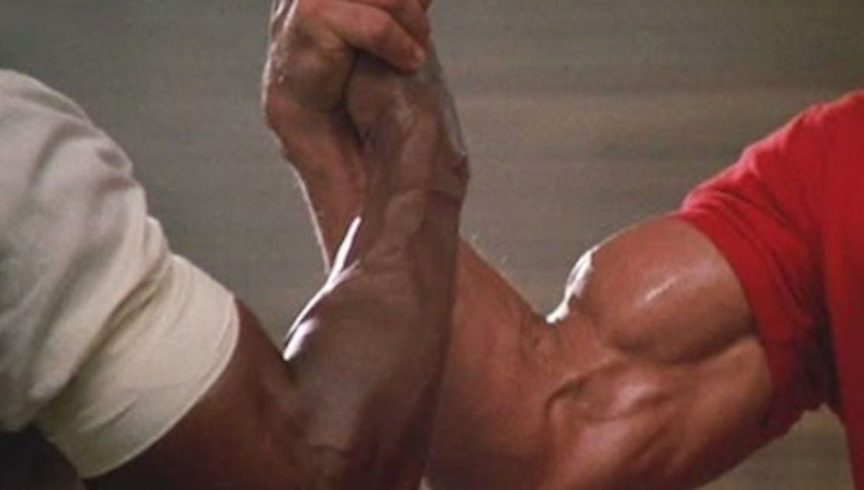 Why Does My Elbow Hurt After Arm Wrestling?