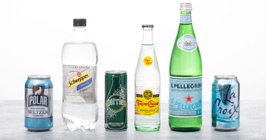 The 10 Best Sparkling Waters For Intermittent Fasting (2020)